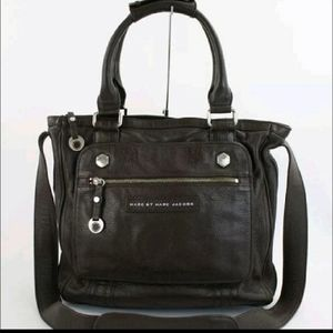 Marc by Marc Jacobs Chocolate Lthr Bag